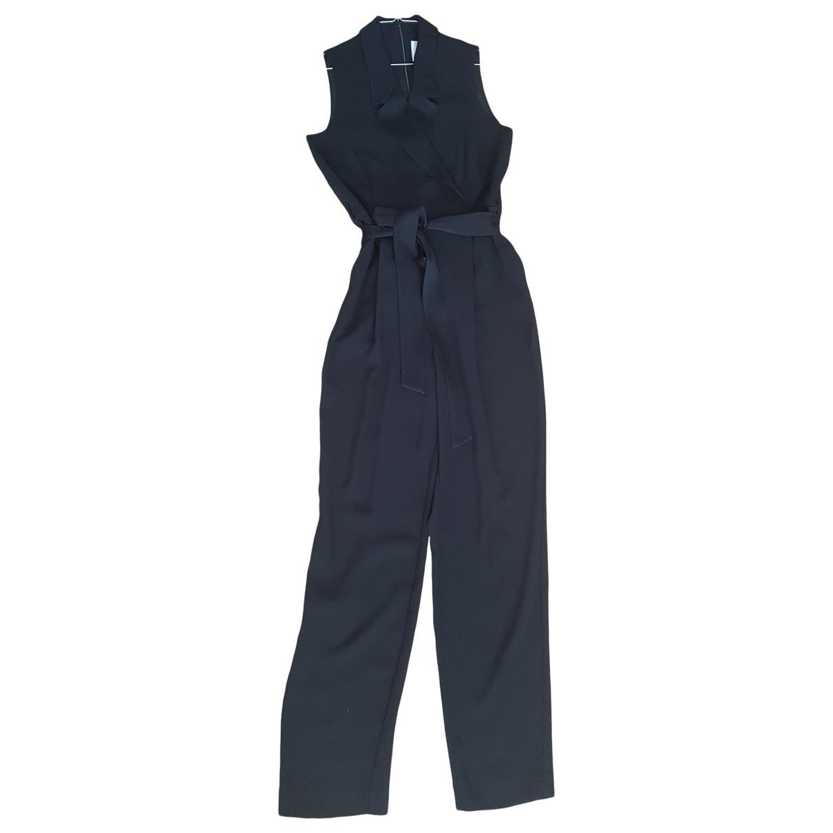Non Signé / Unsigned \N Black jumpsuit for Women 12 UK