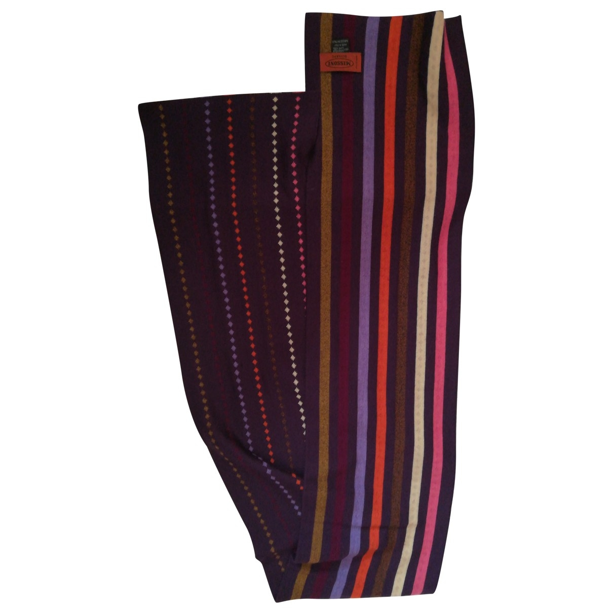 Missoni \N Multicolour Wool scarf & pocket squares for Men \N