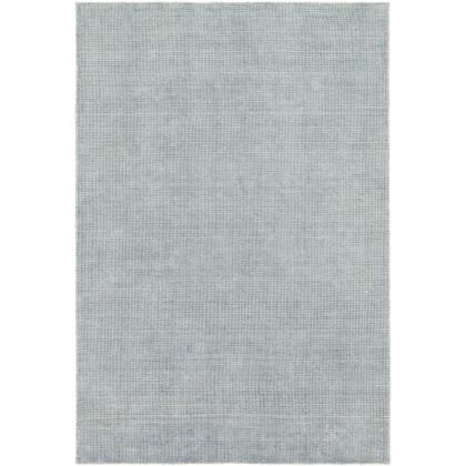 Amalfi AMF-2302 4' x 6' Rectangle Modern Rug in Denim