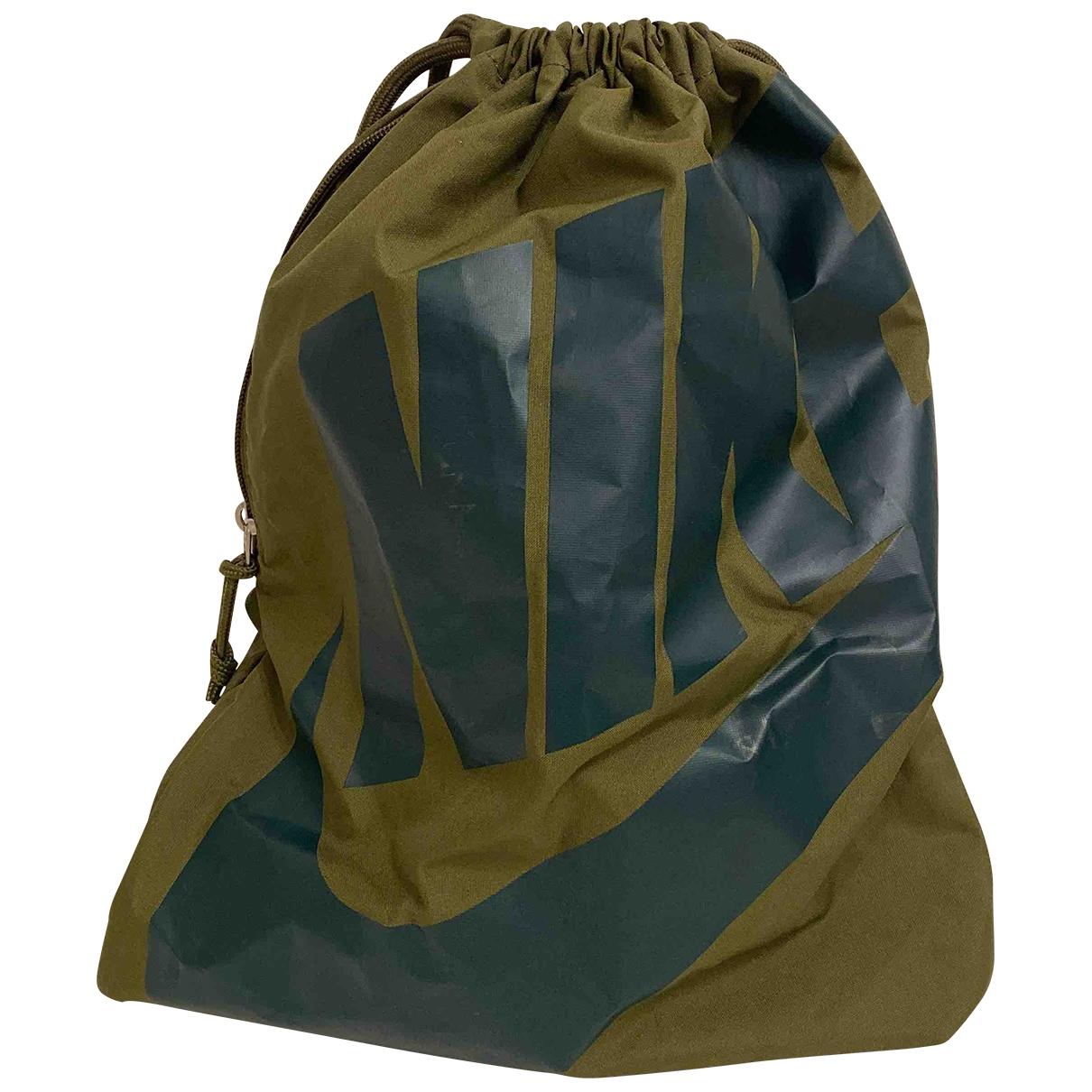 Nike \N Green backpack for Women \N