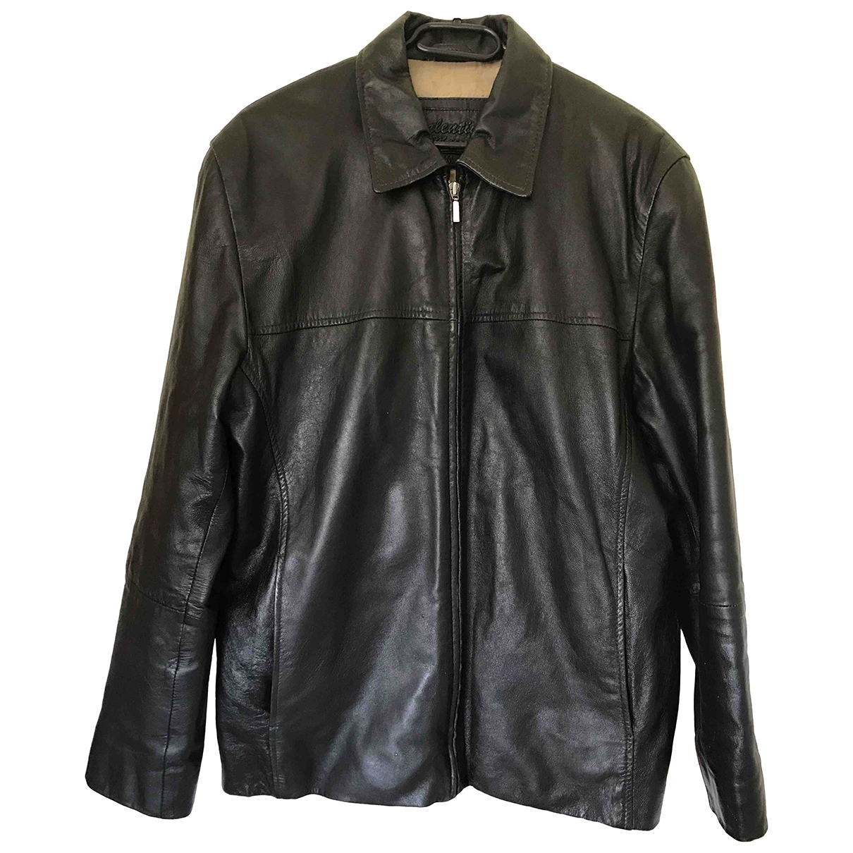 Valentino Garavani \N Black Leather jacket  for Men M International