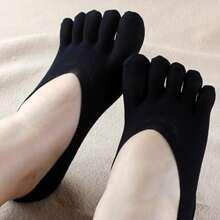 1pair Toe Invisible Socks