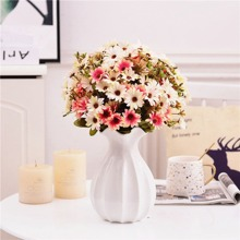 Artificial Flower 1bunch With 18pcs Branch