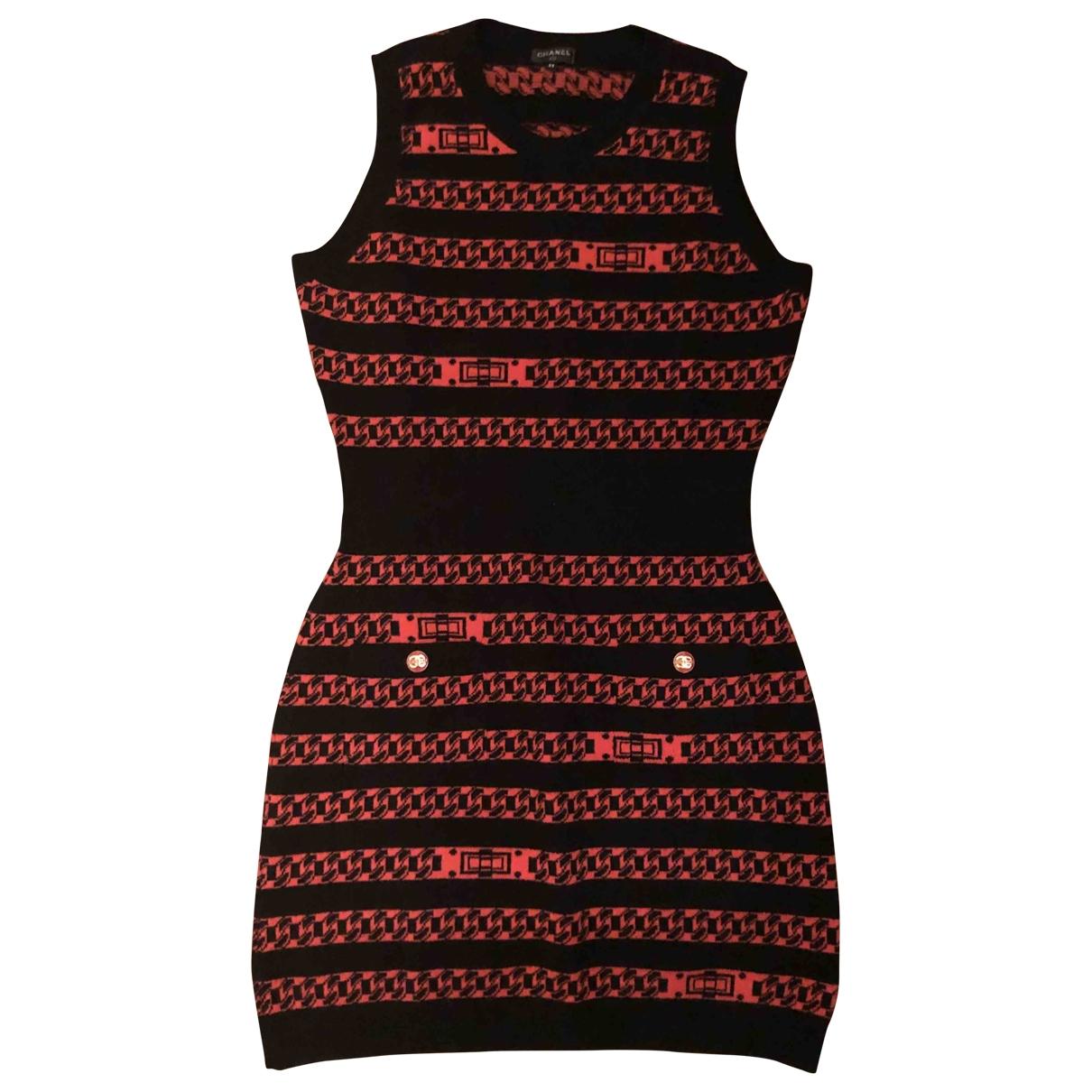 Chanel \N Multicolour Cashmere dress for Women 38 FR