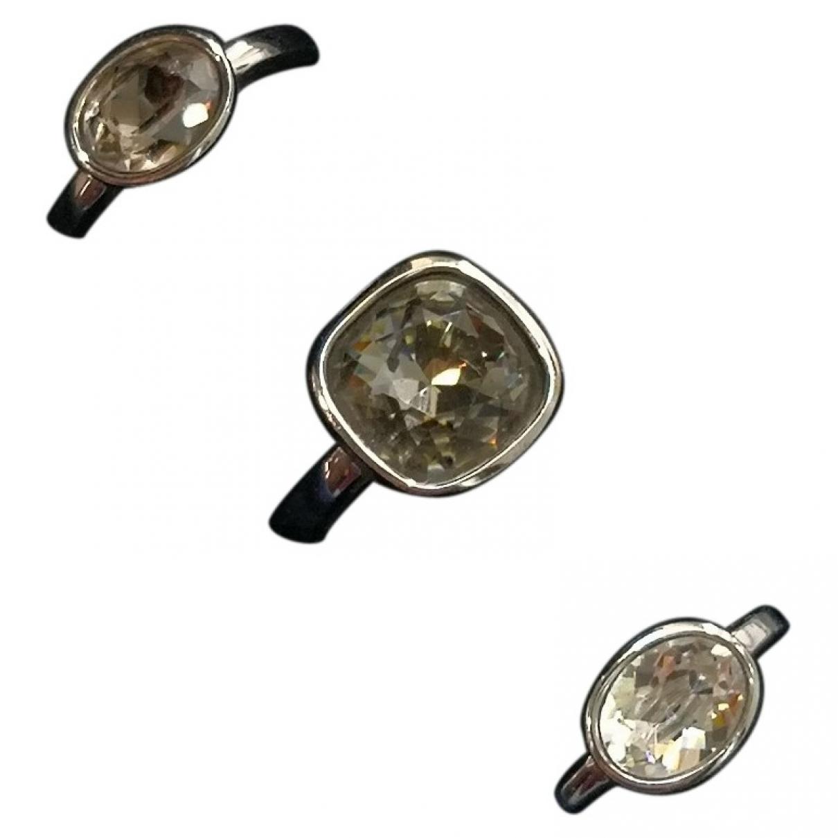 Swarovski - Bague   pour femme en cristal - blanc