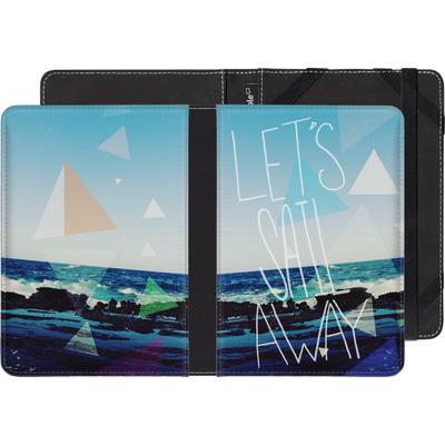tolino shine eBook Reader Huelle - Lets Sail Away von Leah Flores