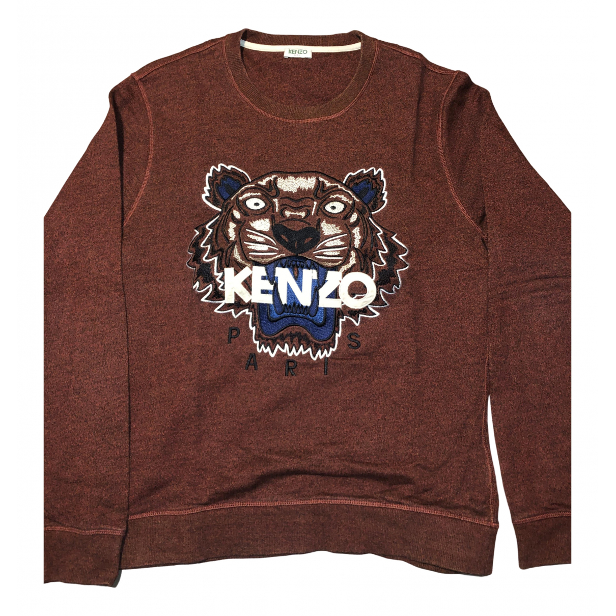 Kenzo - Pulls.Gilets.Sweats   pour homme en coton - orange