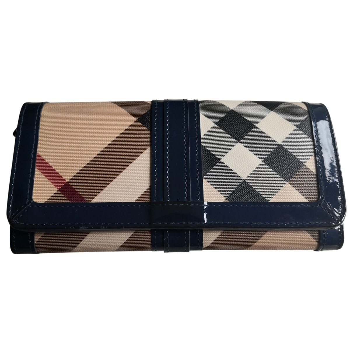 Burberry \N Multicolour Cloth wallet for Women \N