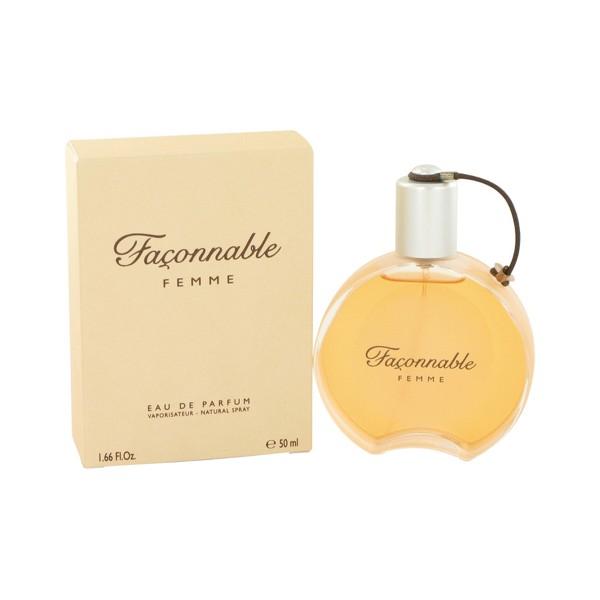 Faconnable - Faconnable Eau de Parfum Spray 50 ML