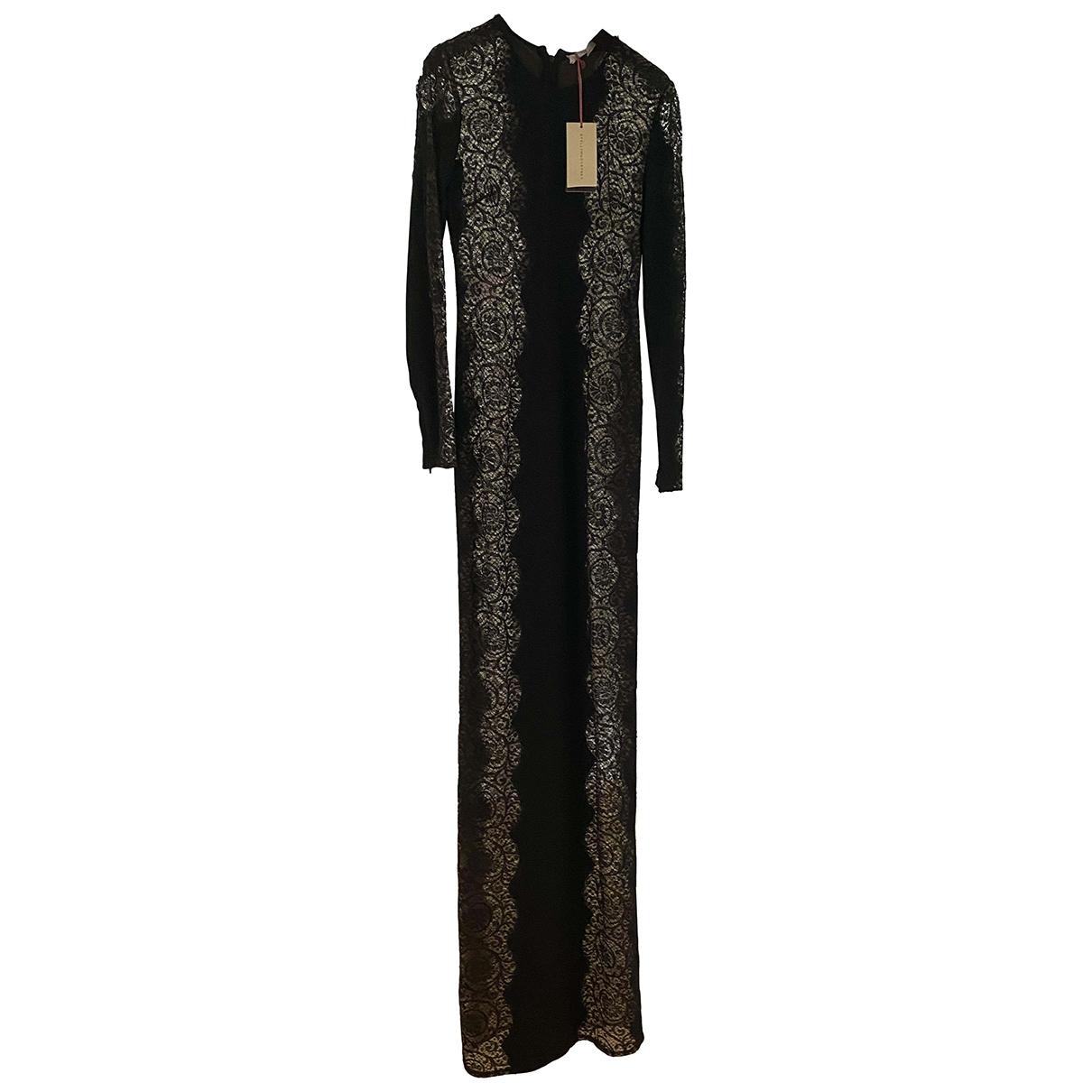 Stella Mccartney \N Black Lace dress for Women 36 IT