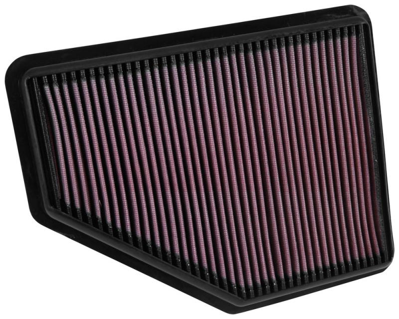 K&N 33-5051 Replacement Air Filter Chevrolet Volt 2016-2019 1.5L 4-Cyl