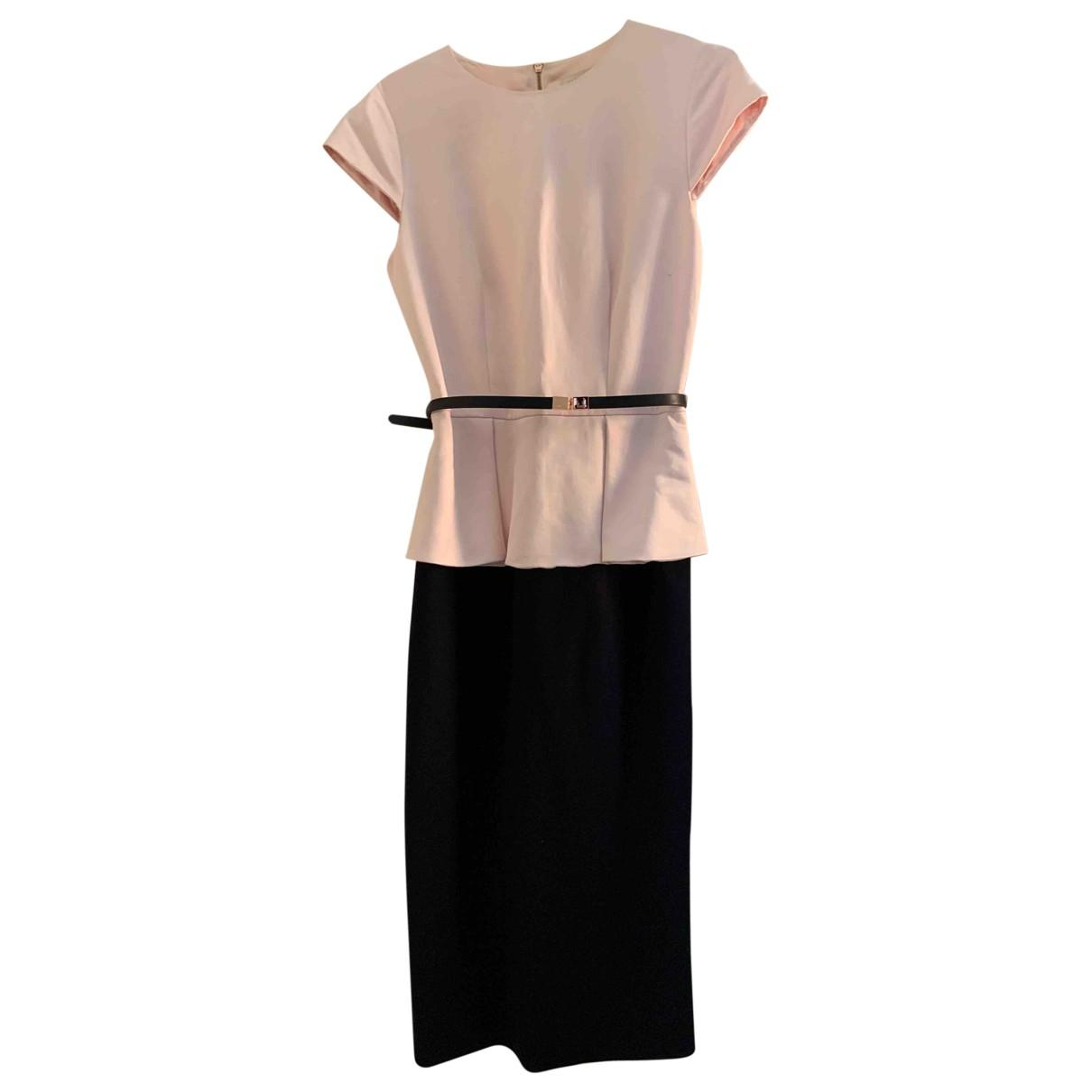 Ted Baker N Pink dress for Women 8 UK