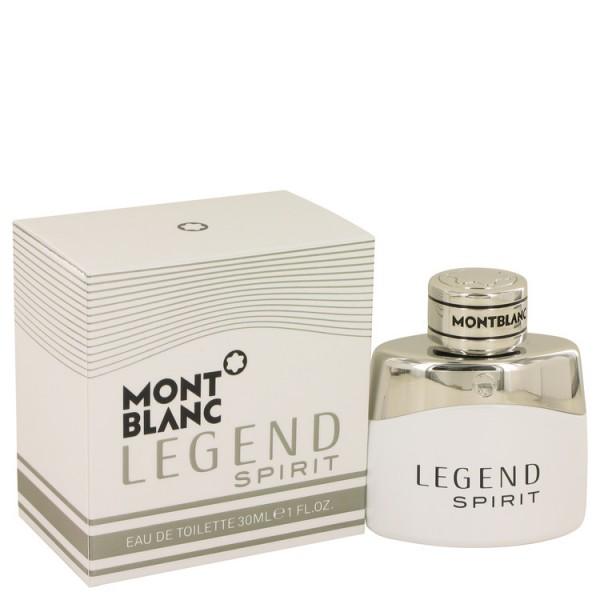 Legend Spirit - Mont Blanc Eau de Toilette Spray 30 ML