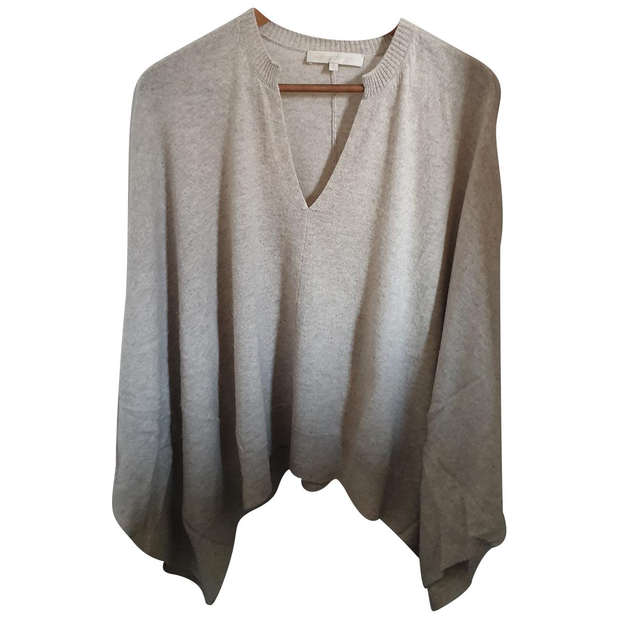Vanessa Bruno - Pull   pour femme en laine - beige