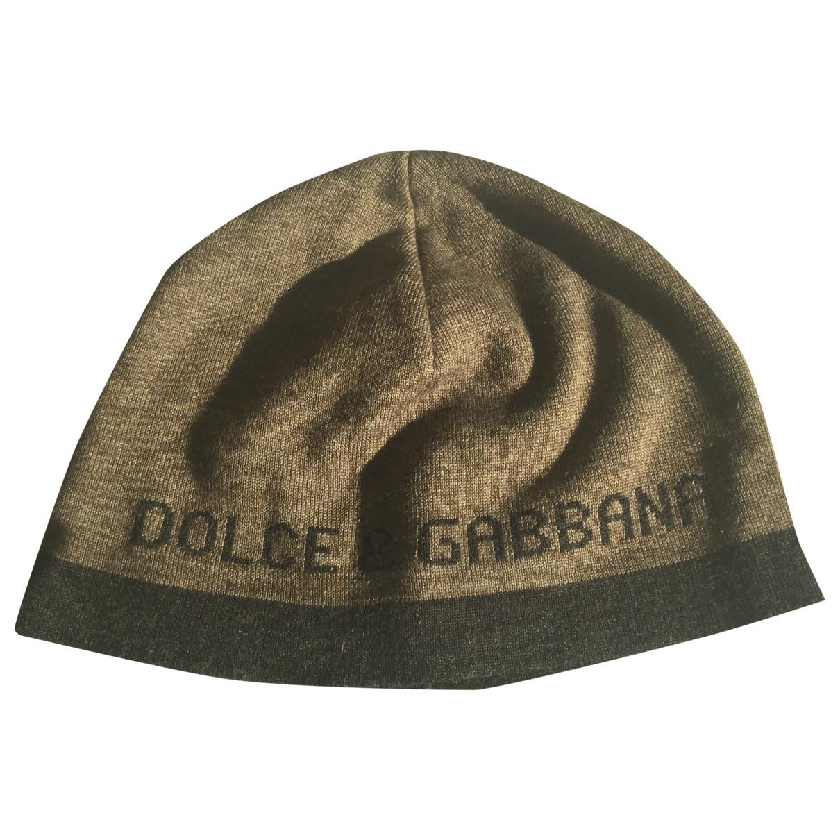 Sombrero / gorro de Lana Dolce & Gabbana