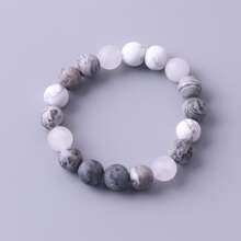 Men Stone Beaded Bracelet