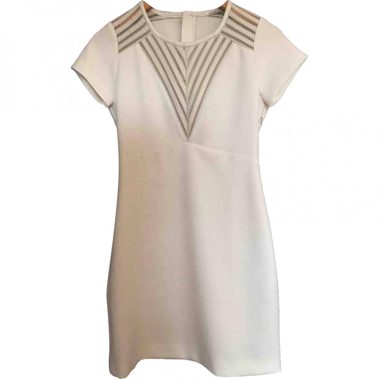 Ikks \N Ecru dress for Women XS International