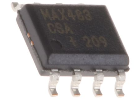 Maxim Integrated Maxim MAX483CSA+T, Cable Transceiver 250kbps Differential, 8-Pin SOIC