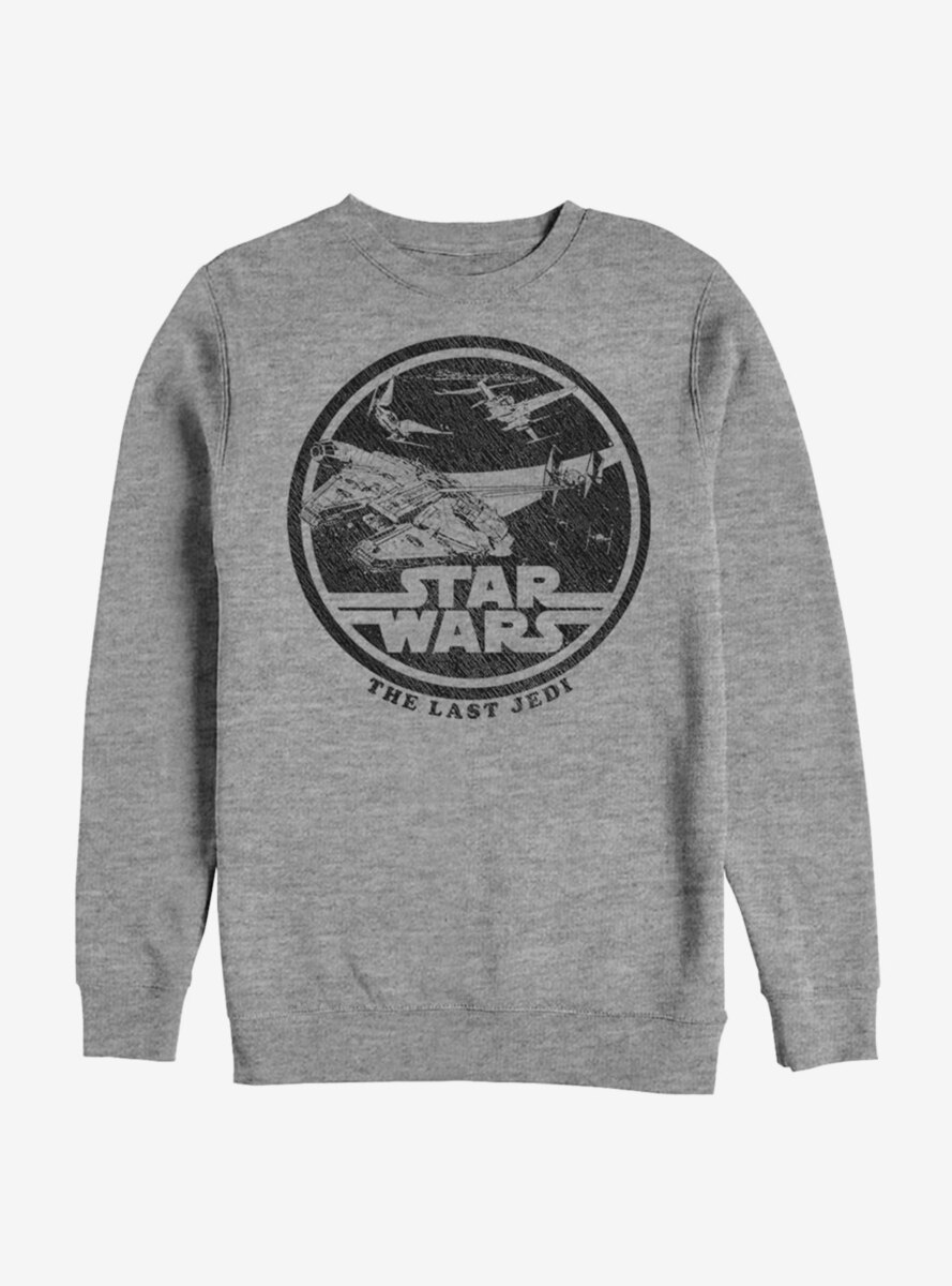 Star Wars Ship Trap Sweatshirt