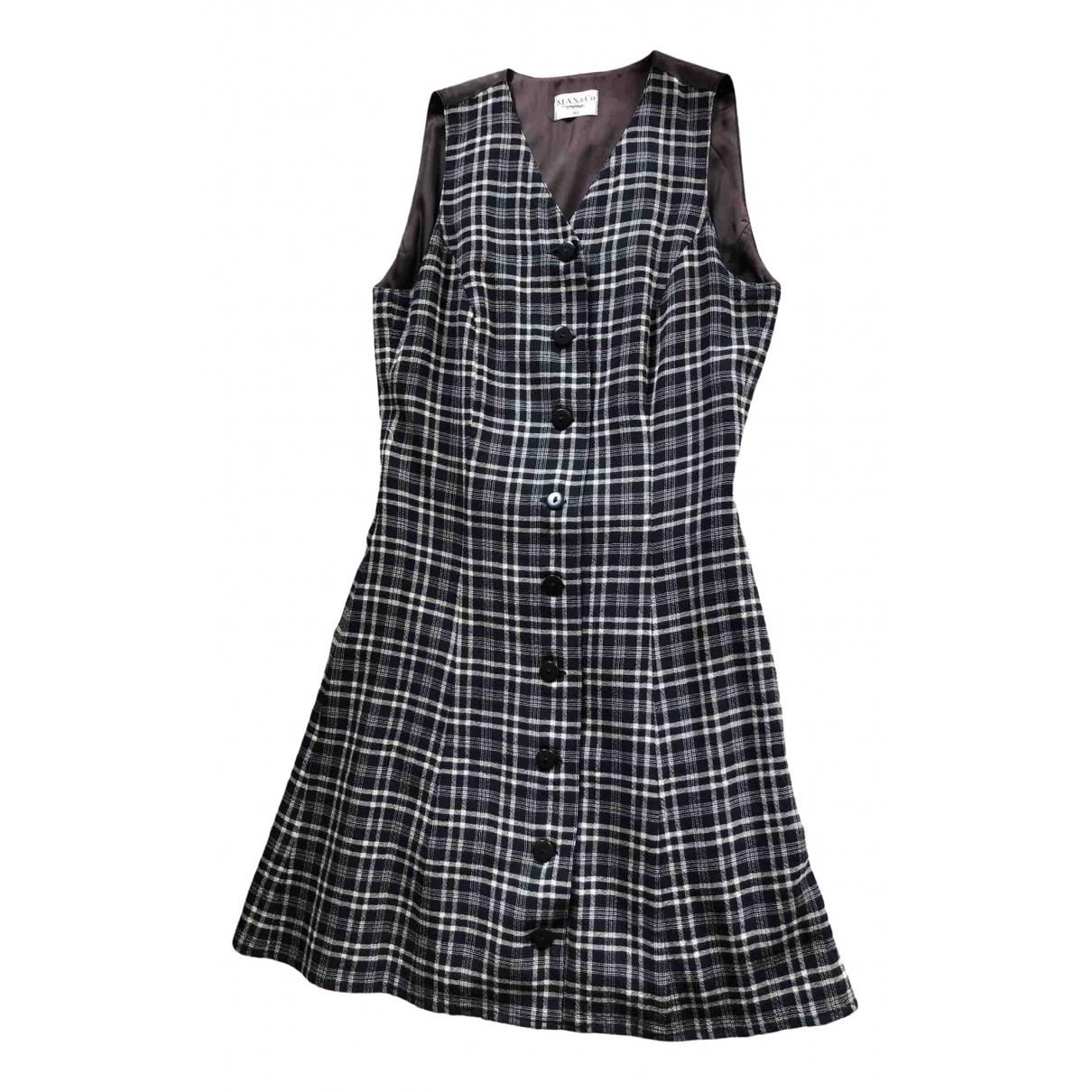 Max & Co \N Kleid in  Bunt Wolle
