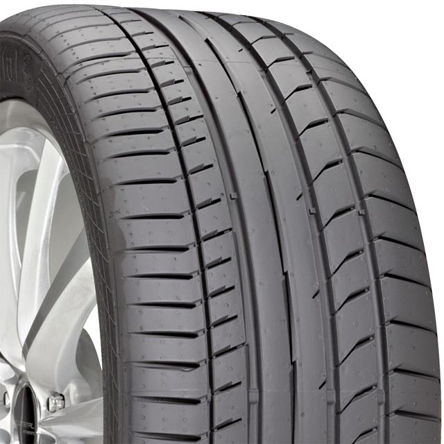Continental 03564800000 Sport Contact 5P Tire 285/45 R21 109Y SL BSW MB