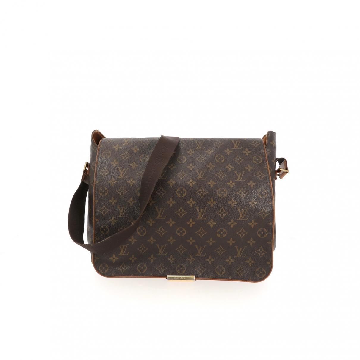 Louis Vuitton Bastille Brown Cloth handbag for Women \N