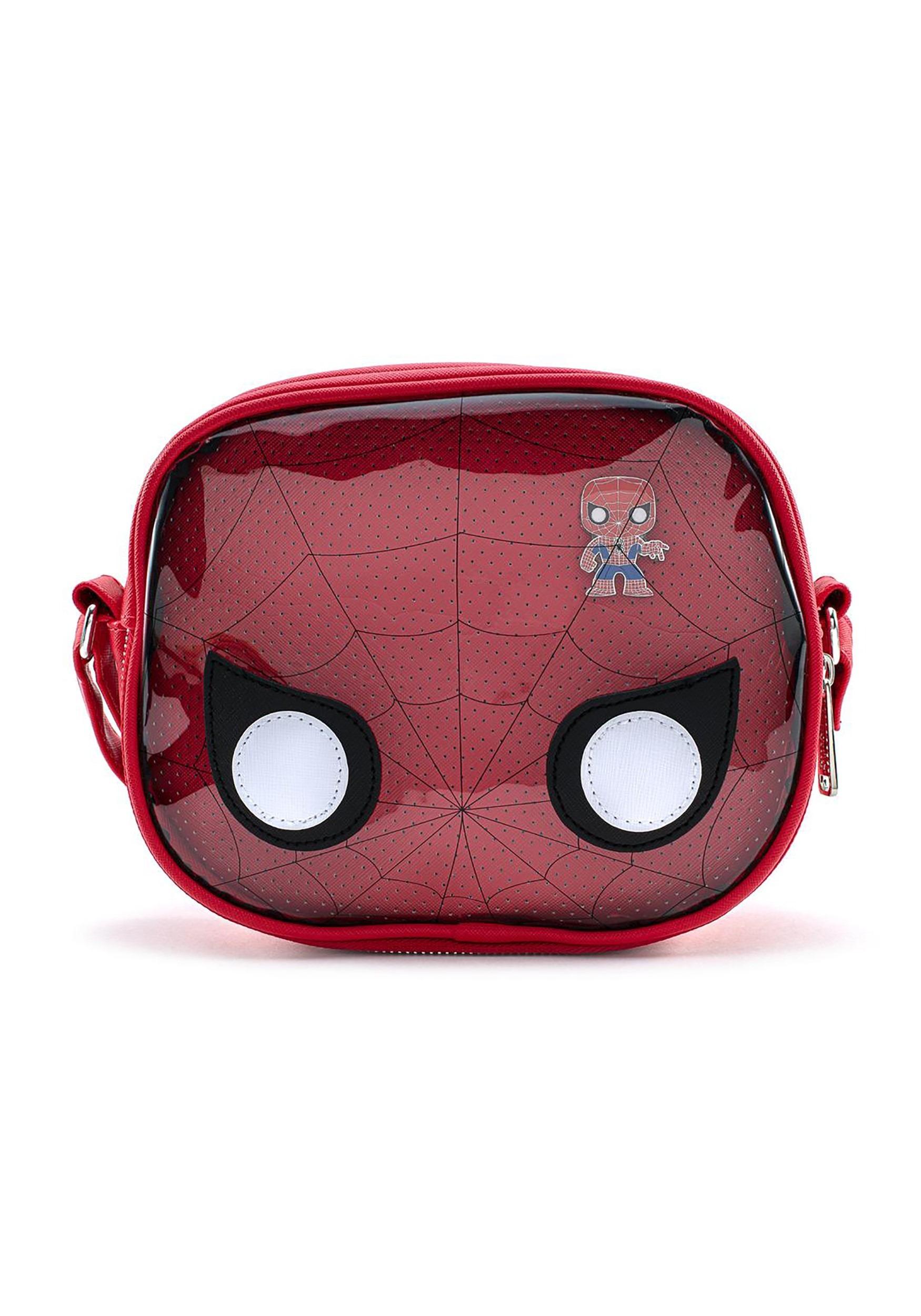 Pop! By Loungefly Marvel SpiderMan Crossbody Bag