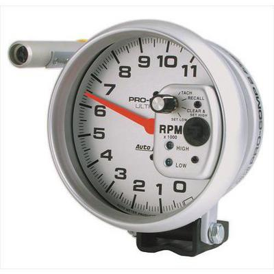 Auto Meter Ultra-Lite Single Range Tachometer - 6858