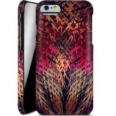 Apple iPhone 6 Smartphone Huelle - Grid Explosion von Danny Ivan