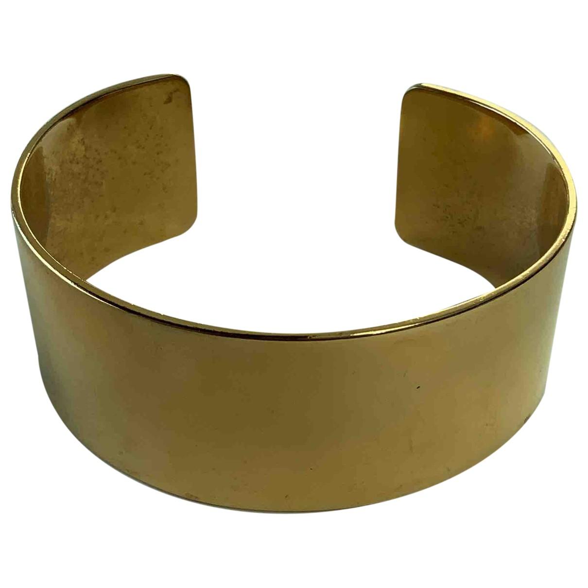 J.crew \N Armband in  Gold Metall