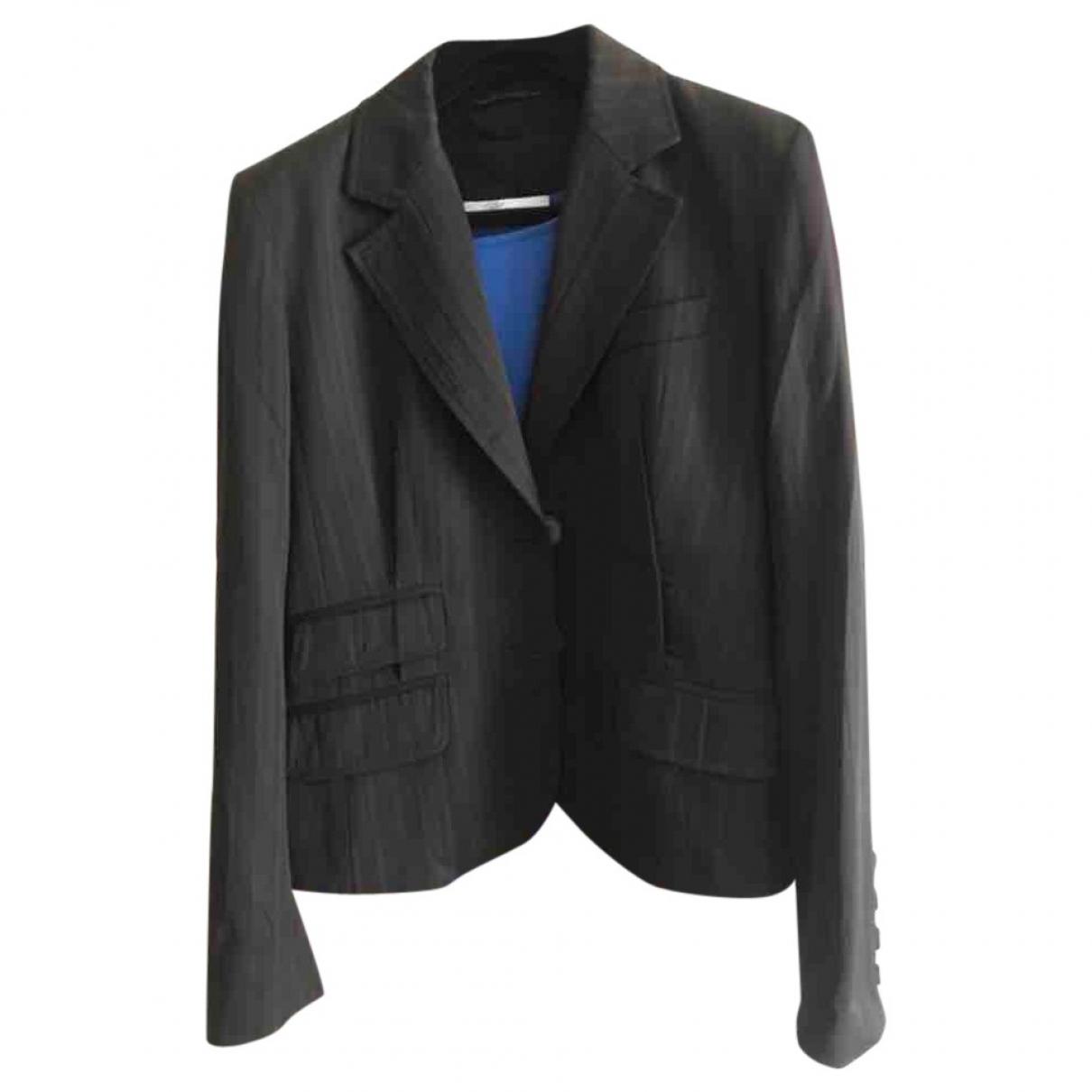 John Galliano \N Black jacket for Women 42 IT