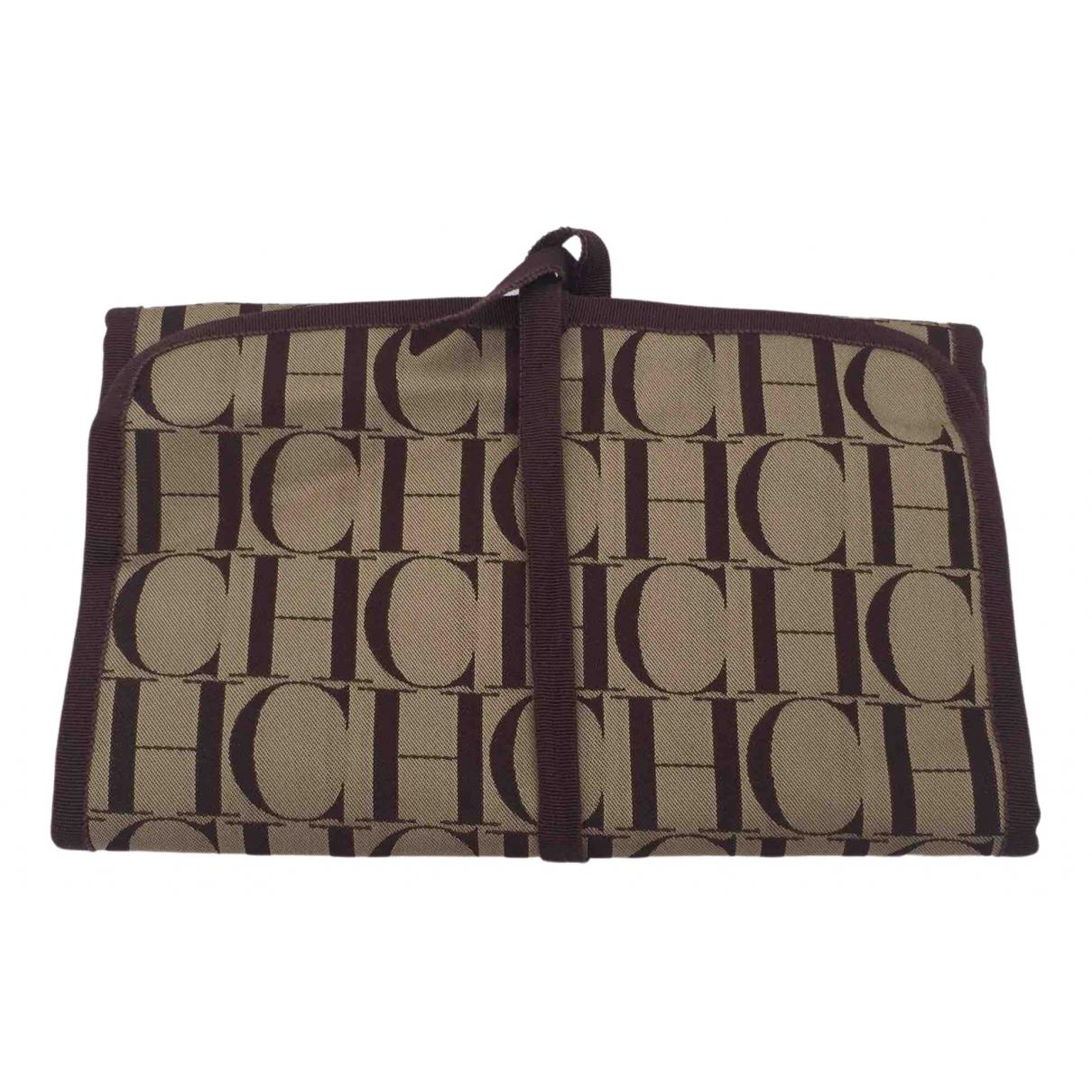 Carolina Herrera \N Cloth handbag for Women \N