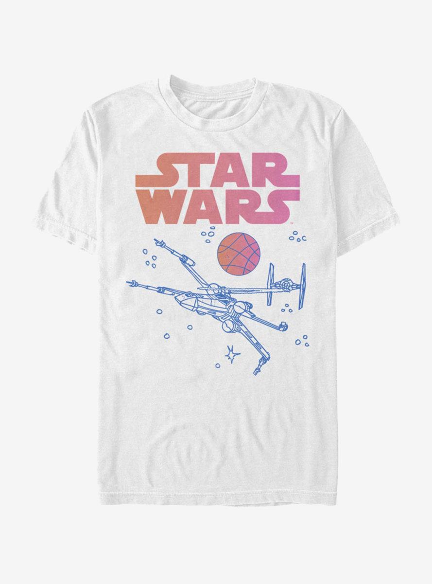 Star Wars Classic X-Wing T-Shirt