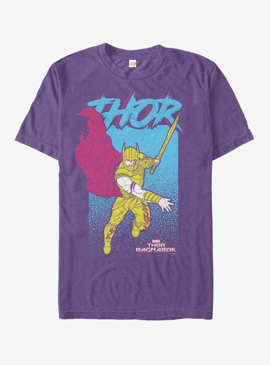 Marvel Thor: Ragnarok Cape T-Shirt