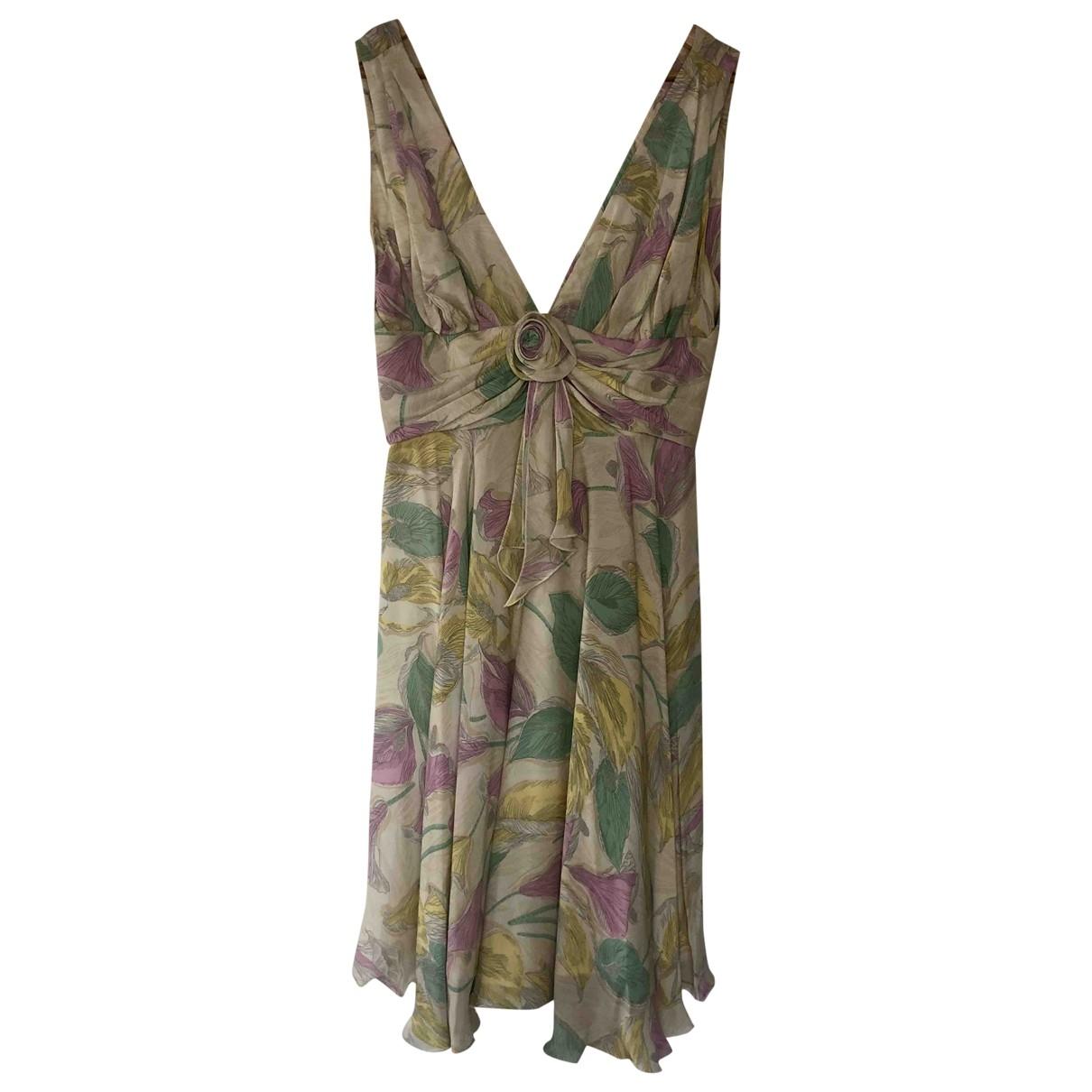 Tara Jarmon \N Beige dress for Women 14 UK