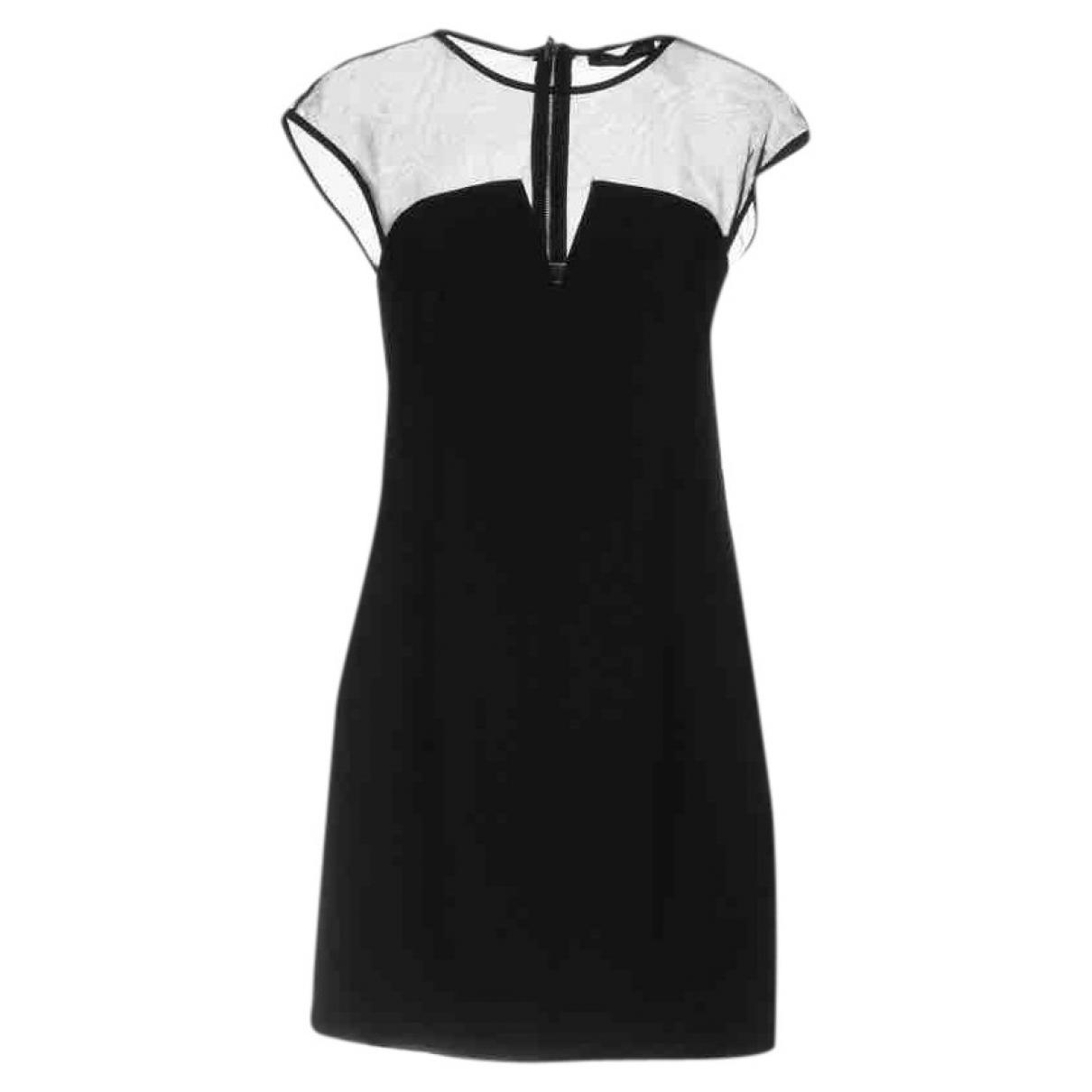 Mangano \N Black dress for Women 38 IT