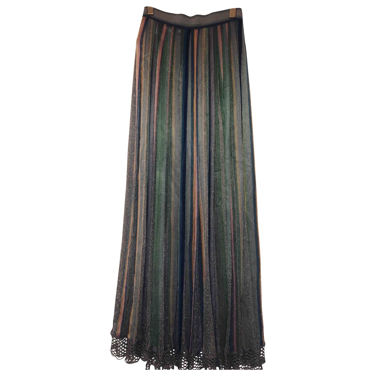Missoni \N Multicolour skirt for Women 40 IT