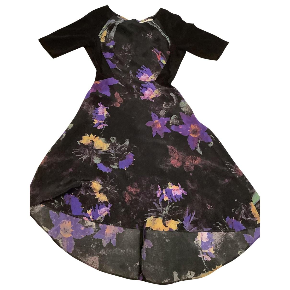 Graham & Spencer \N Multicolour Silk dress for Women 10 UK