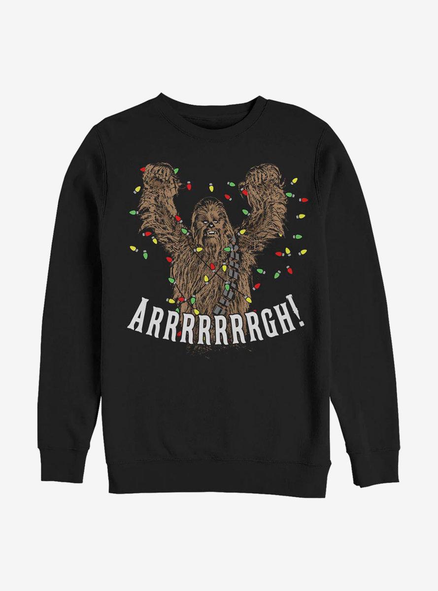 Star Wars Wookiee Tree Sweatshirt