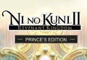 Ni No Kuni II: Revenant Kingdom The Princes Edition EMEA Steam CD Key