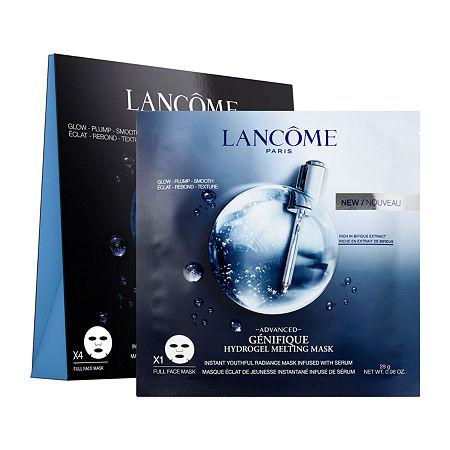 Lancôme Advanced Génifique Hydrogel Melting Mask, One Size , Beige