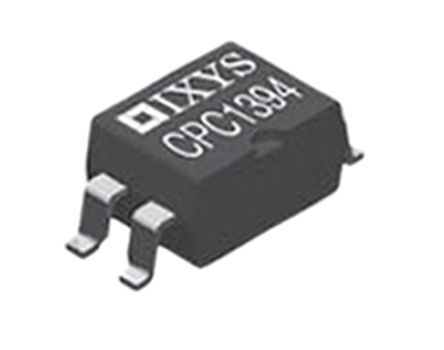 IXYS 120 mA rms/mA dc SPNO Solid State Relay, DC, Surface Mount, MOSFET (5)