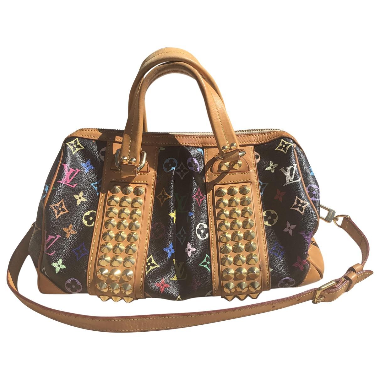 Louis Vuitton Courtney Multicolour Cloth handbag for Women \N