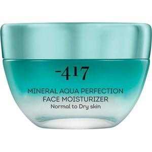 -417 Facial care Age Prevention Mineral Aqua Perfection Face Moisturizer 50 ml