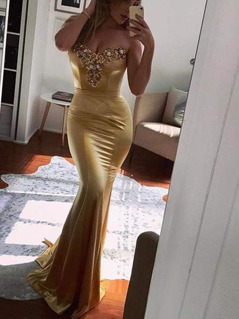 Ericdress Mermaid Sweetheart Evening Dress