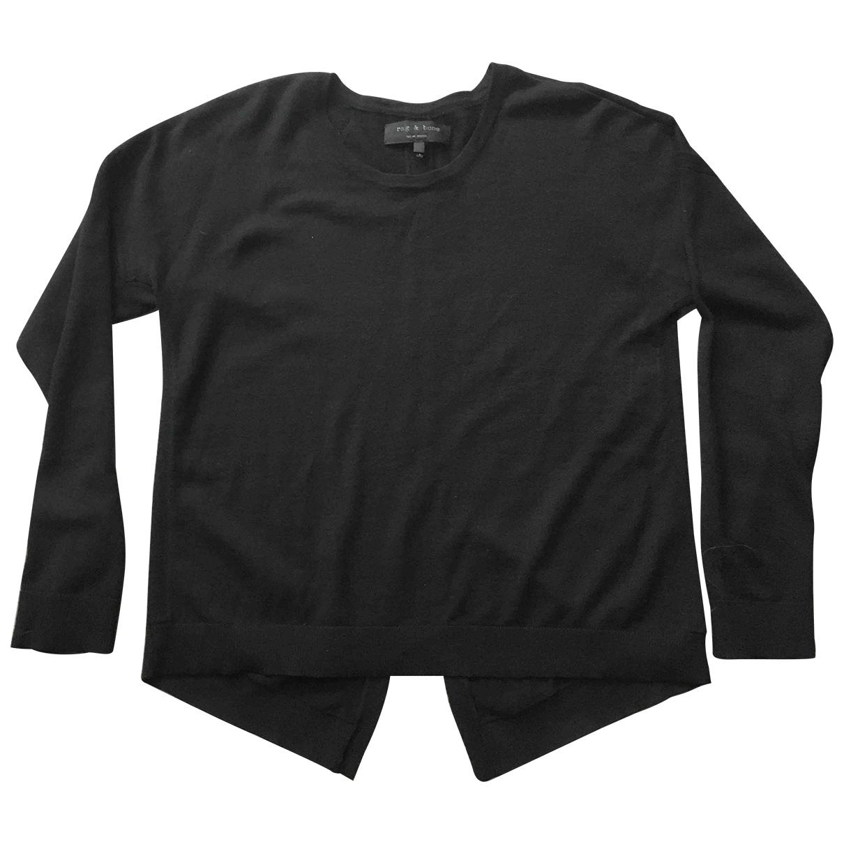 Rag & Bone \N Black Wool Knitwear for Women S International