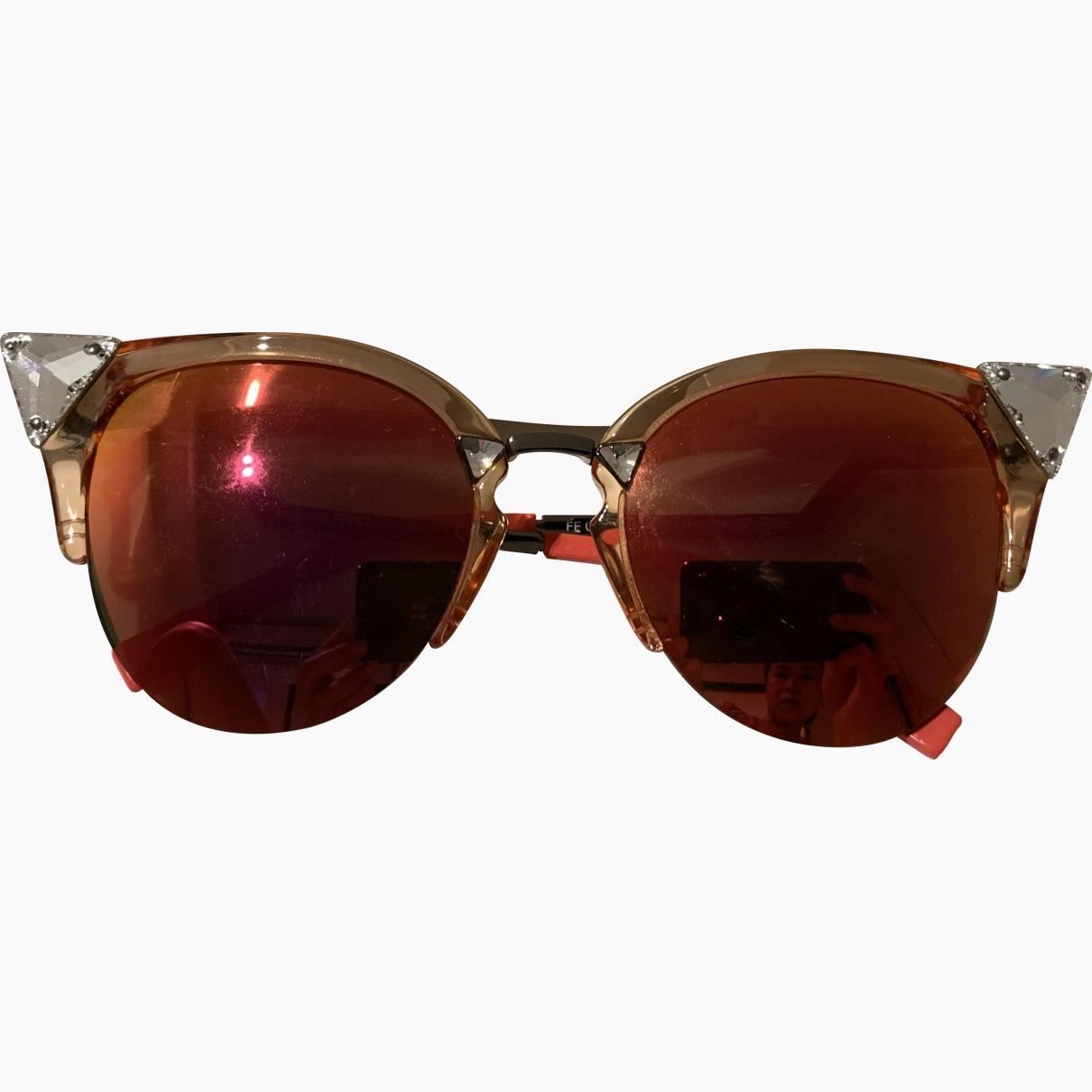 Fendi \N Pink Sunglasses for Women S International