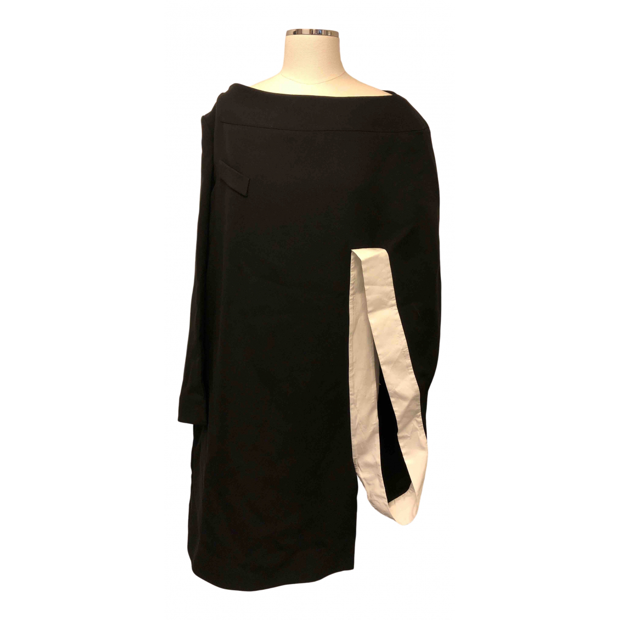 J.w. Anderson \N Kleid in  Schwarz Polyester