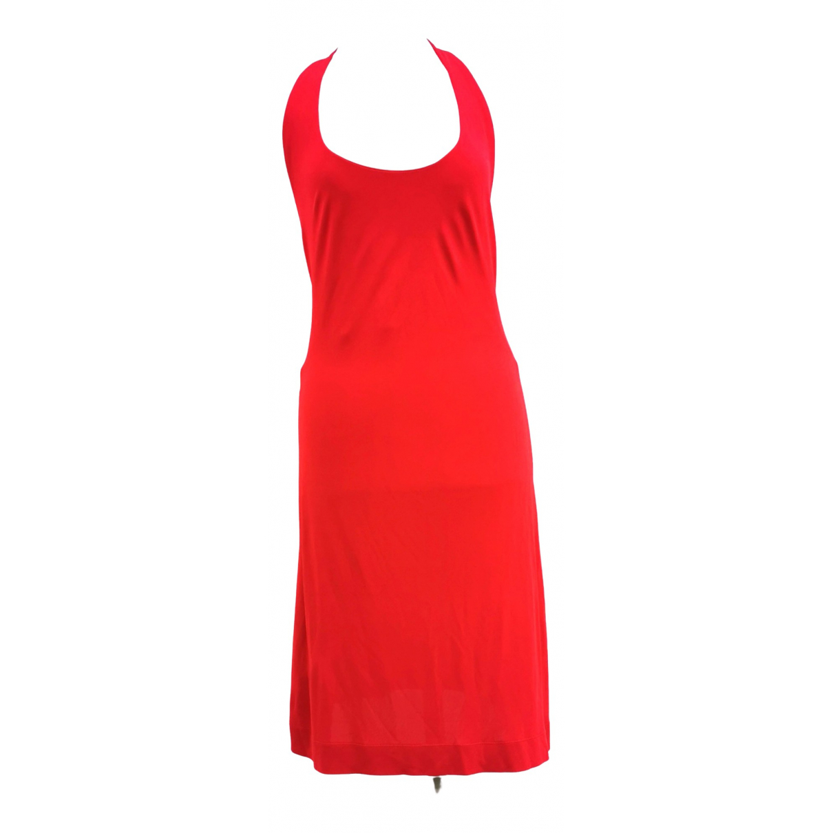 Red Valentino Garavani \N Red dress for Women 42 IT