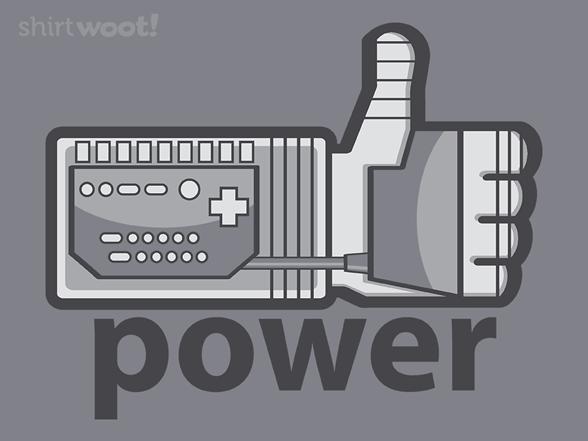 Power Like T Shirt